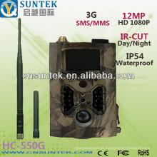 Câmera digital da caça de 12MP GPRS MMS HC-500G que envia a imagem de envio