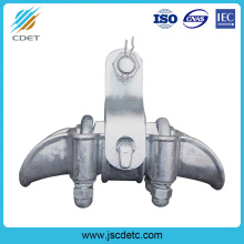High reputation for for Supply Suspension Clamp, Suspension Clamp With Shackle U, Steel Suspension Clamp from China Supplier Aluminium Alloy Suspension Clamp with Clevis export to India Wholesale