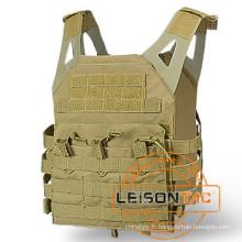 Veste tactique combat vest d'armée d'équipement militaire gilet norme ISO
