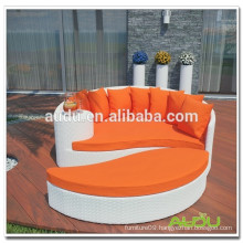 Audu Metal Rattan Hot Sale Outdoor Lounge