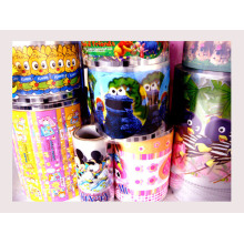 Cartoon thermal transfer film