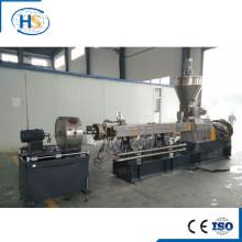 Equipamento de peletização HDPE Tse-65 para fazer grânulos