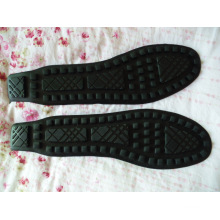 Chaussures en cuir neuf Sole Leisure Sole Driver Chaussures Sole Wear-Resisting Rubber Sole (YX02)