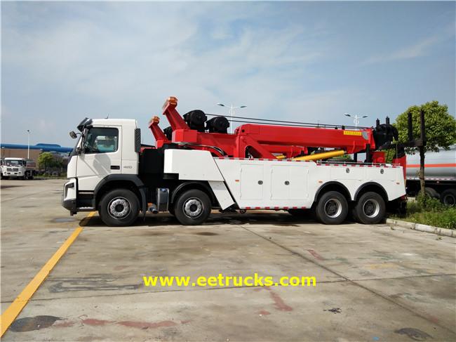 60 Ton Heavy Duty Truck Cranes