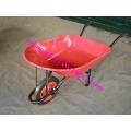 "5"" metal wheelbarrow"