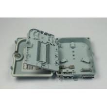 Caja de distribución de fibra óptica ABS + PC
