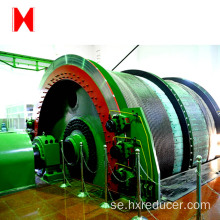 Mini Single-Reb / Wire Rope Mine Electric Drum Hoist