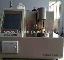 Petroleum Product Closed Cup Flash Point Analyzer/Tester