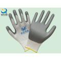 Перчатки защитные перчатки с покрытием из нитрила (N6007)