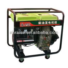5kw portable diesel generator set