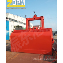 Electric Hydraulic Grab with Double Rope