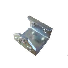 benutzerdefinierte hochpräzise Blech Autoteile Perforierte Stanzbleche