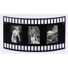 Filme de vidro moldura em duas 2inchx3inch