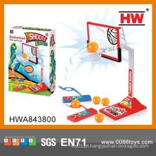 Interessante miúdo basquete tiro jogo mini-pinball máquina