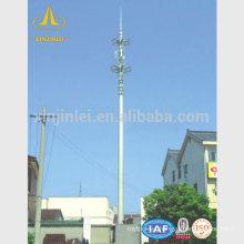 Torre de antena telescópica de 120 pés
