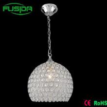 Controle Remoto lustres de cristal único / luz pendente