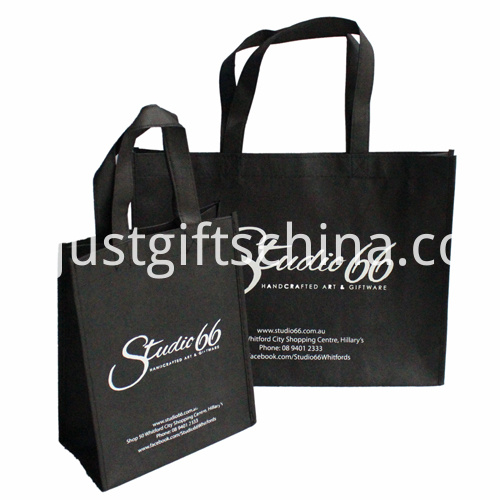 Promotional Reusable Non Woven Bags (2)