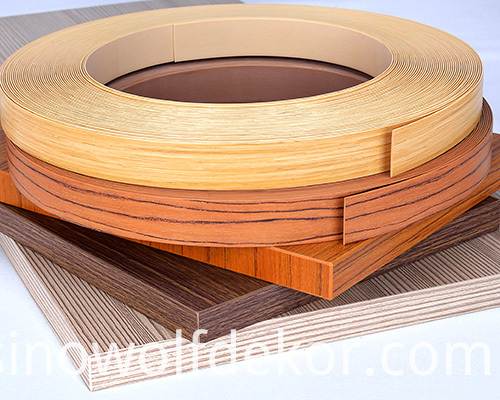 Pvc Woodgrain Series