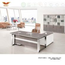 Modern Office Furniture L Shape Woodern Executive Desk (H70-0171)