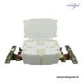 Fechamento da tala da fibra óptica PGFOSC1020