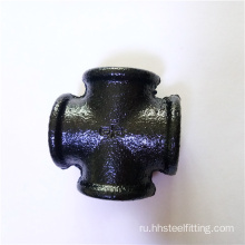 3/4'' black color cast iron pipe fittings