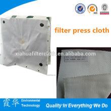 Tecidos poliéster filtro pano 25 micron para óleo vegetal