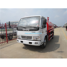 Экспорт Dongfeng 4x2 5cbm пены пожарная машина
