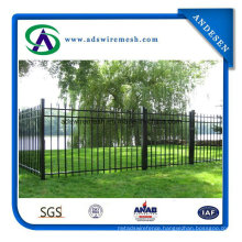Pool Fence/ Tubular Steel Fence/ Steel Slat Fence