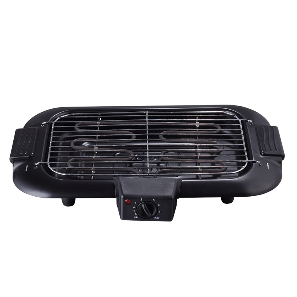 BBQ Grill with Removable Plate