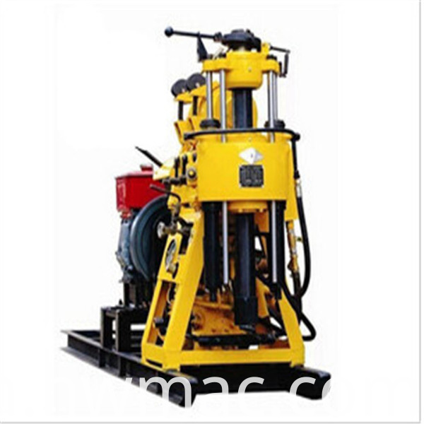 Hydraulic Water Well Drilling Rig
