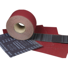 Red Aluminum Oxide R/R Abrasive Cloth K11