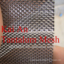 stretch tantalum mesh screening