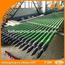 API 11 AX Pompe à tige standard pour la tête de puits / huile KH prix inférieur