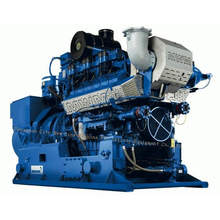 Mwm Gas Engine Power Generator Set (400kw-800kw)