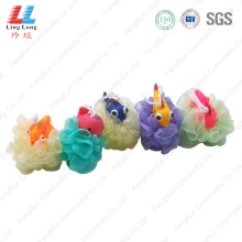 Smooth new animal bath ball