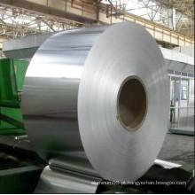 Folheto de transferência de calor de alumínio anti oxidação para ar condicionado e sistema de refrigeração