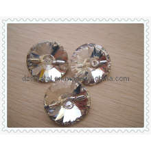 Crystal Clothing Button Bead (DZ-BUTTON-001)