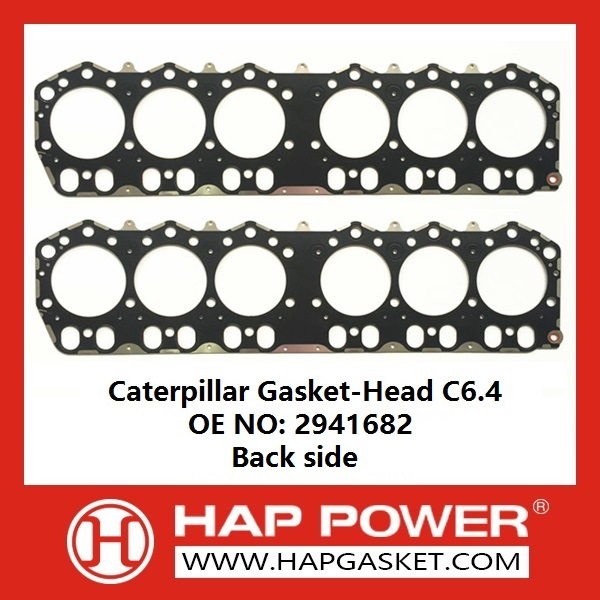 HAP-CAT-018 Caterpillar Gasket-Head back