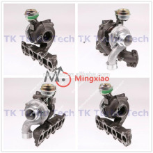 Turbocharger GT1749V 767835-5001 55195787