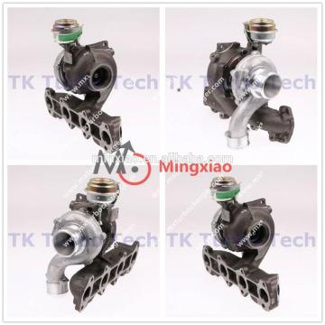 Turbolader GT1749V 767835-5001 55195787