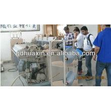 Water jet textile machine