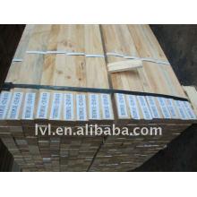 Деревянный брус со структурой LVL