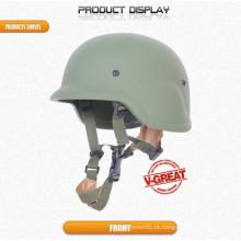 Aramid Combat Helmet Pasgt Bulletproof Anti Fragment