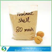 Meilleur prix pour la poudre de granulés de noix de 80 mesh en noyer