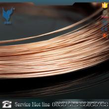 316 0,8 mm ER60S Classe F nylon / polyester modifié émaillé fil de cuivre rond