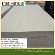 Poplar Core Poplar Face Commercial Plywood / Marine Plywood