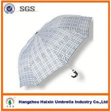 Parapluies blancs pas chers professionnel OEM/ODM fournir OEM conception d'usine en gros