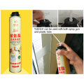 Made in China Deutschland DIN4102 Standard Nein CFC Polyurethan Klebstoff Schaum Spray Polyurethan Kleber Sealant