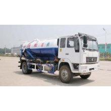 Camión del limpiador de la alcantarilla del vacío de Sinotruck (QDZ5160GXWZJ)