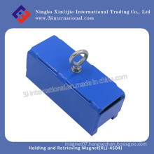 Holding and Retrieving Magnets with Eyebolt
